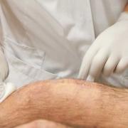Injectie knie artrose