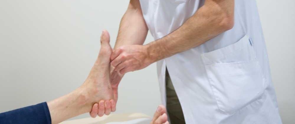 Optimale verdoving bij voetoperatie